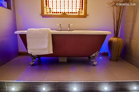 Castle of Mey Suite Bathroom